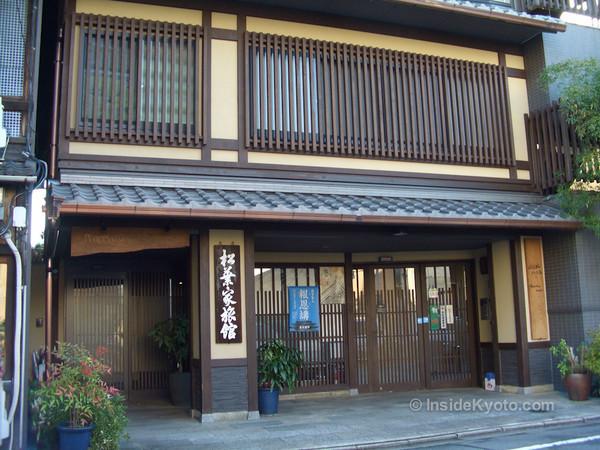 Hotel Matsubaya Ryokan Kyoto Station Area