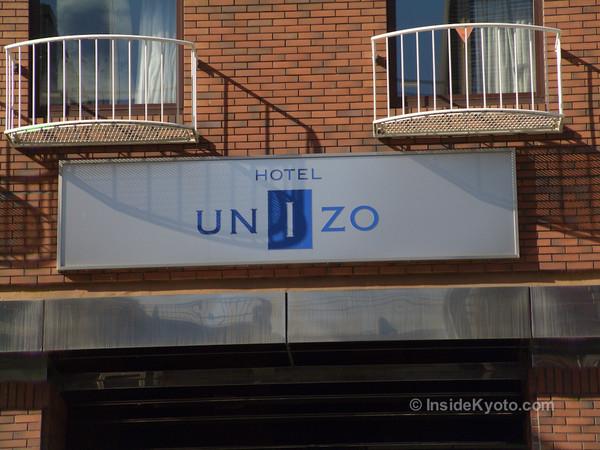 Hotel Unizo Downtown Kyoto