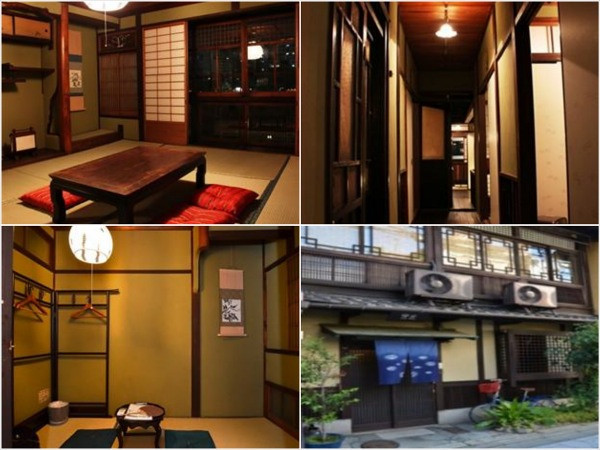 Guest House Rakuza, Kyoto
