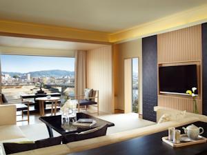 Ritz-Carlton Kyoto Living Room