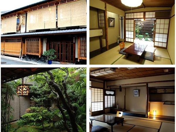 Kyoto Ryokan Inside Kyoto