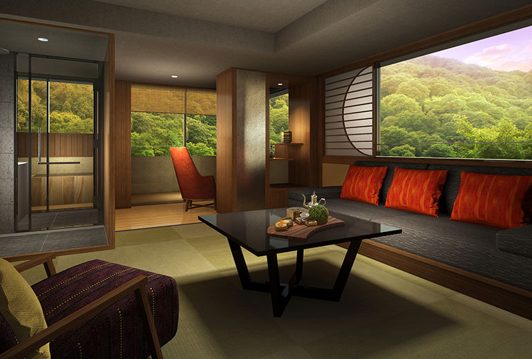 Suiran Room Rendering