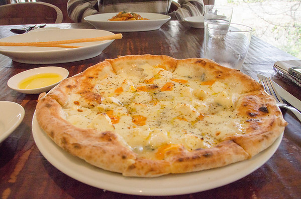 Try Japanese Italian food | Vegetarian food in Japan