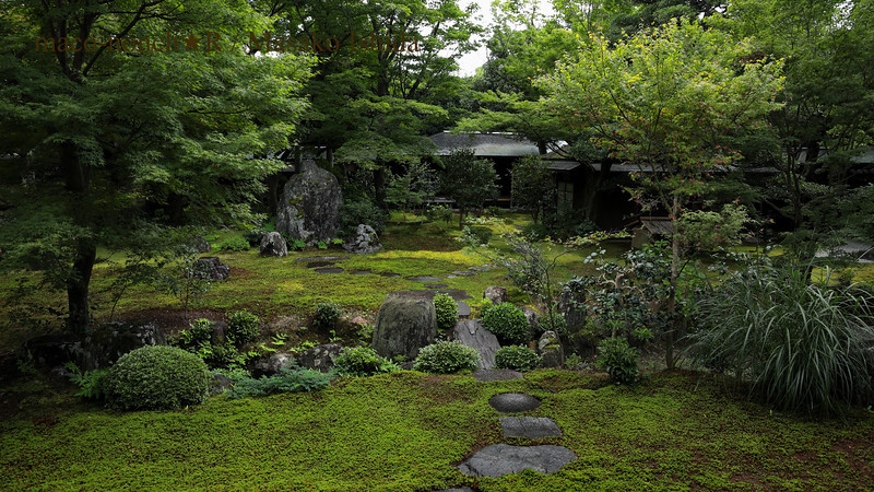 Kyoto Daitoku-ji Obai-in 京都 大徳寺黄梅院
