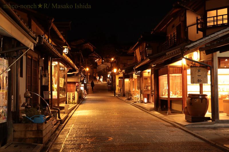 Quiet Night in Kyoto