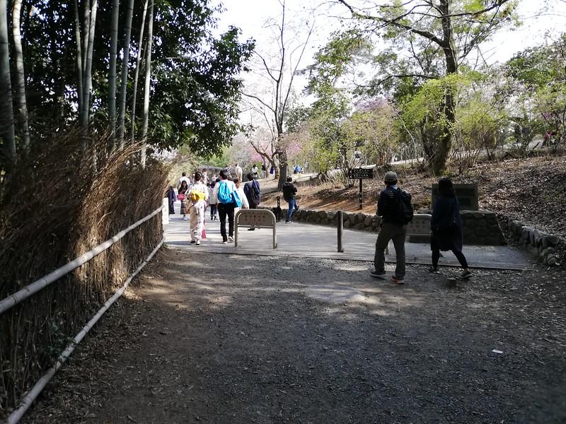 Kameyama-koen Entrance