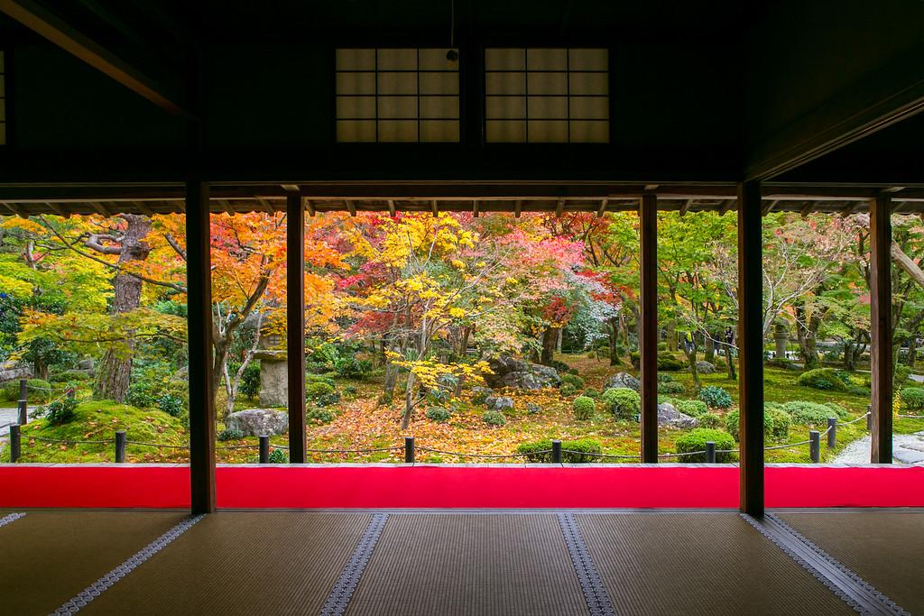 Enko-ji Temple. Editorial credit: Anotai Y/ Shutterstock.com