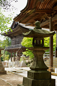 Japanese World Cultural Heritage Temple Daigo Ji in Kyoto