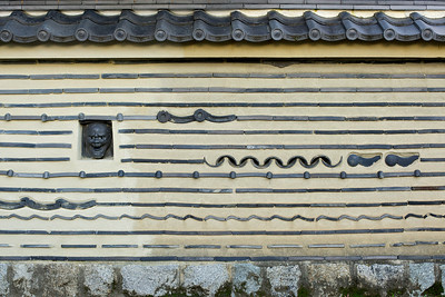 Daitokuji Temple, Kyoto  Detail of Subtemple Hoshunin