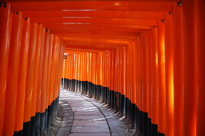 Fushimi Inari Shrine 2007