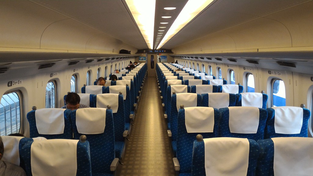 Shinkansen ordinary car