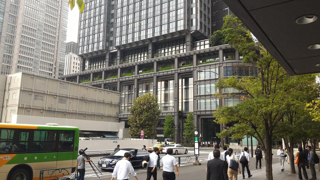 Shinmarunouchi Building