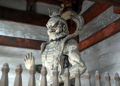 Ungyo Nio guardian