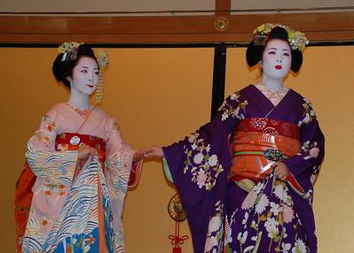 Kyomai – Kyoto style dance