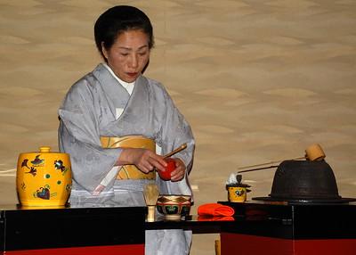 Chado – the tea ceremony