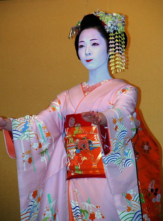 Heian Shrine and Gion Corner 2007
