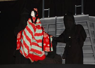 Bunraku – Puppet play