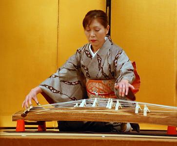 Koto – the Japanese harp