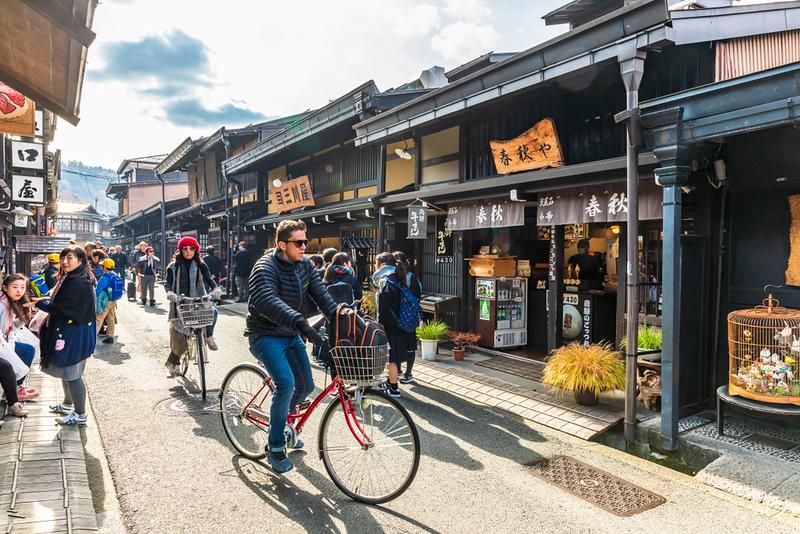 Takayama. Editorial credit: Suchart Boonyavech / Shutterstock.com