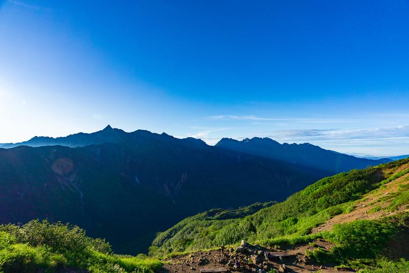 Summer in the North Alps. Editorial credit: Camera Papa / Shutterstock.com