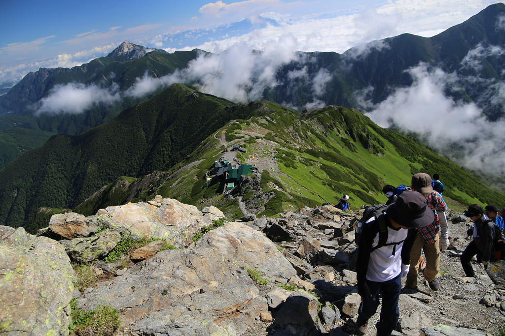 Kita-dake, South Alps