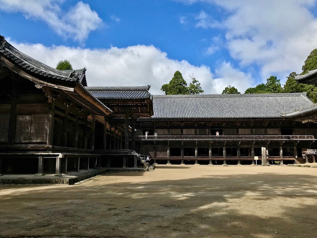 """Where some of """"The Last Samurai"""" scenes were filmed."""