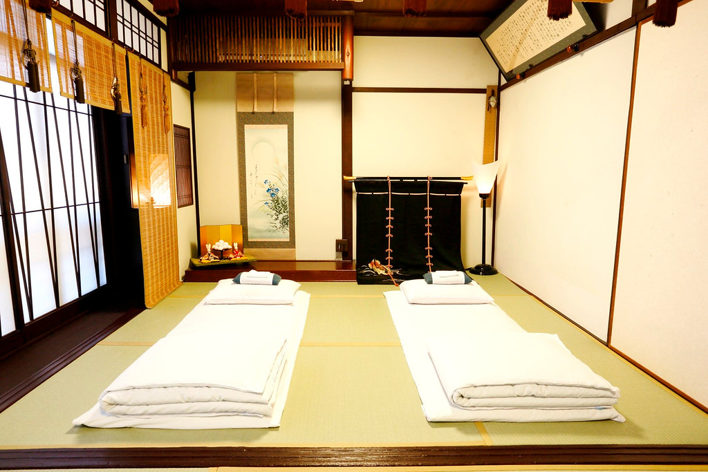 Inside of Hiyoshido Traditional Massage in Southern Higashiyama