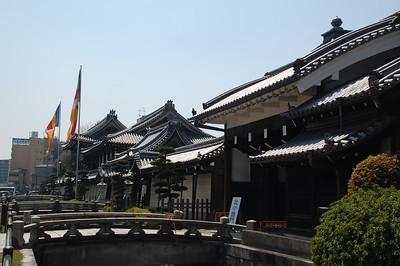 Nishi Honganji Temple