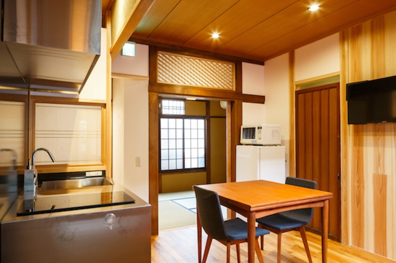 Indigo House Gion Upper, Southern Higashiyama