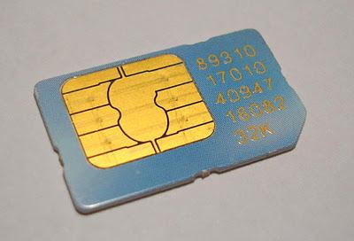 Japanese SIM card