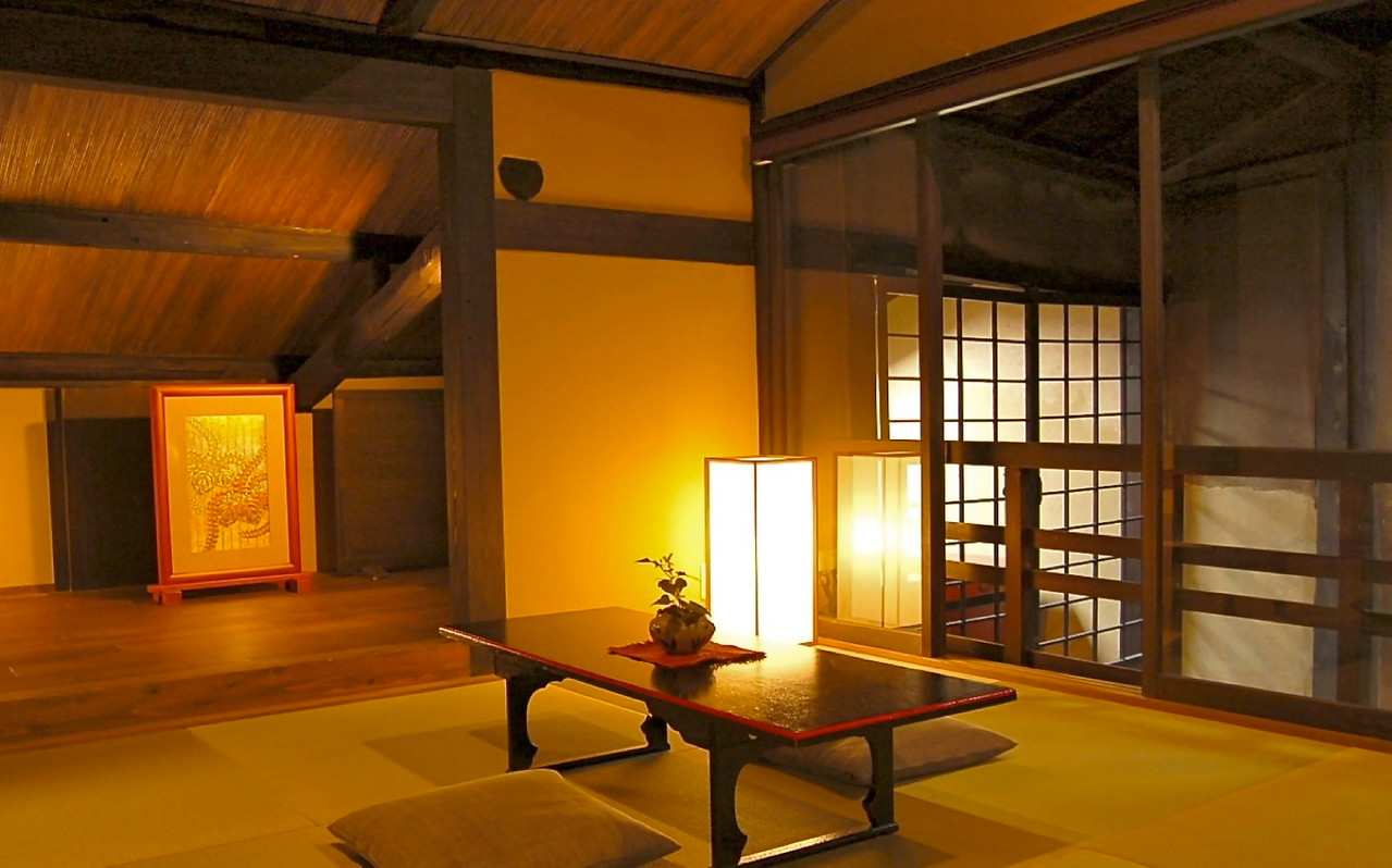 Iori Machiya Stay in Downtown Kyoto