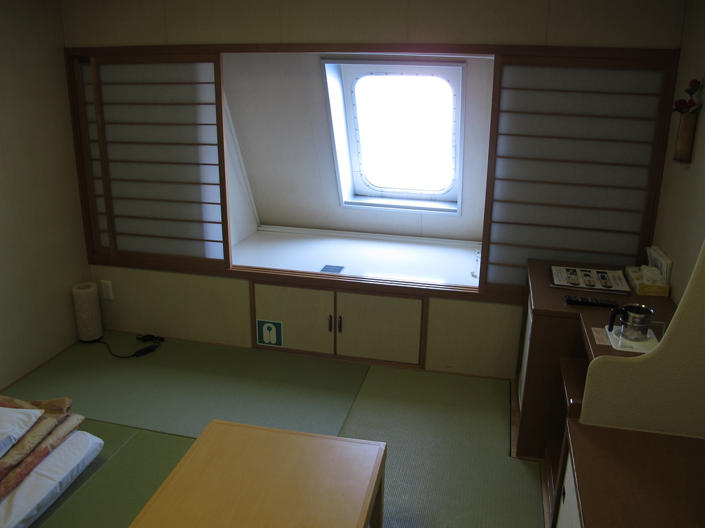 First-class Japanese-style private on the Kiso