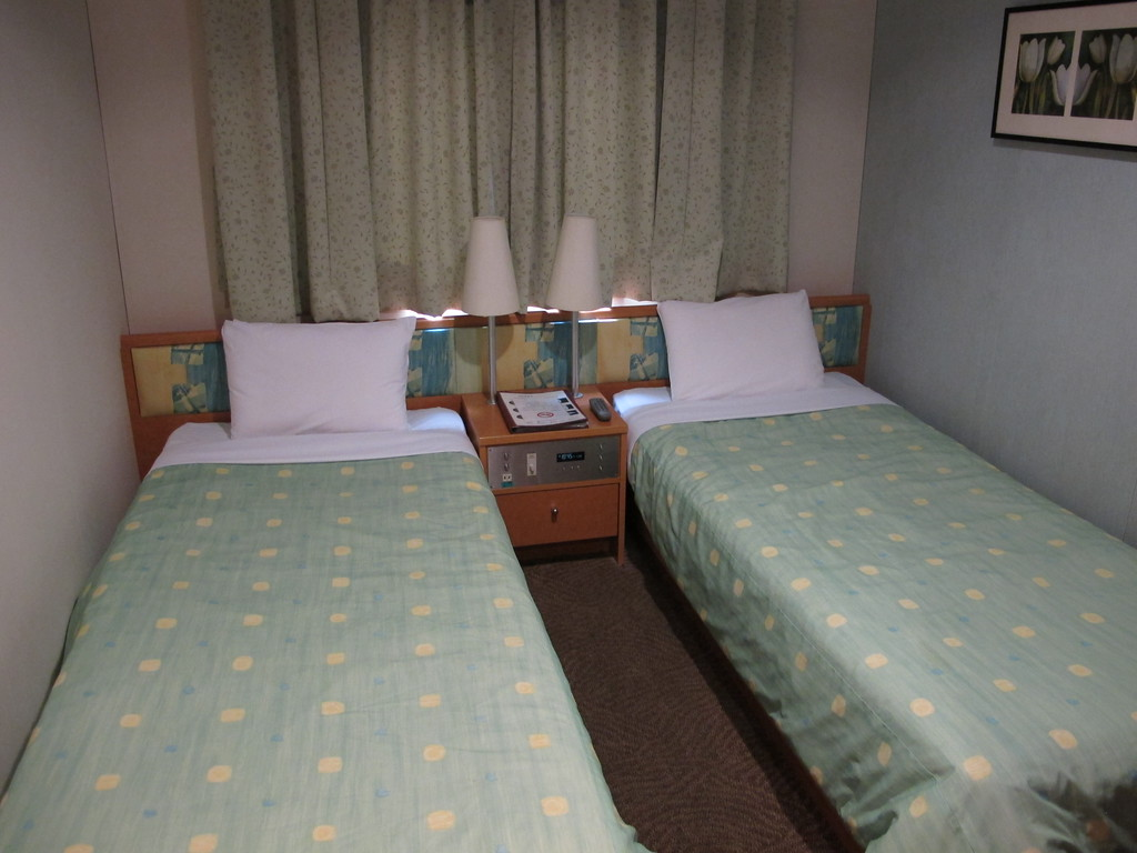 First-class Western-style private room on the Kiso