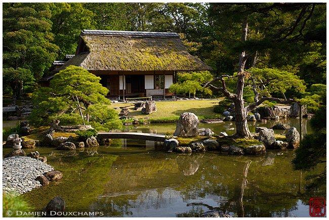 Katsura Rikyu Imperial Villa - Arashiyama image copyright Damien Douxchamps