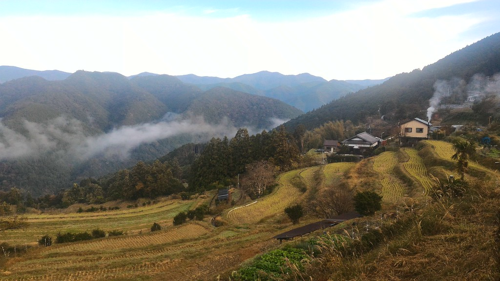 Morning view from Takahara