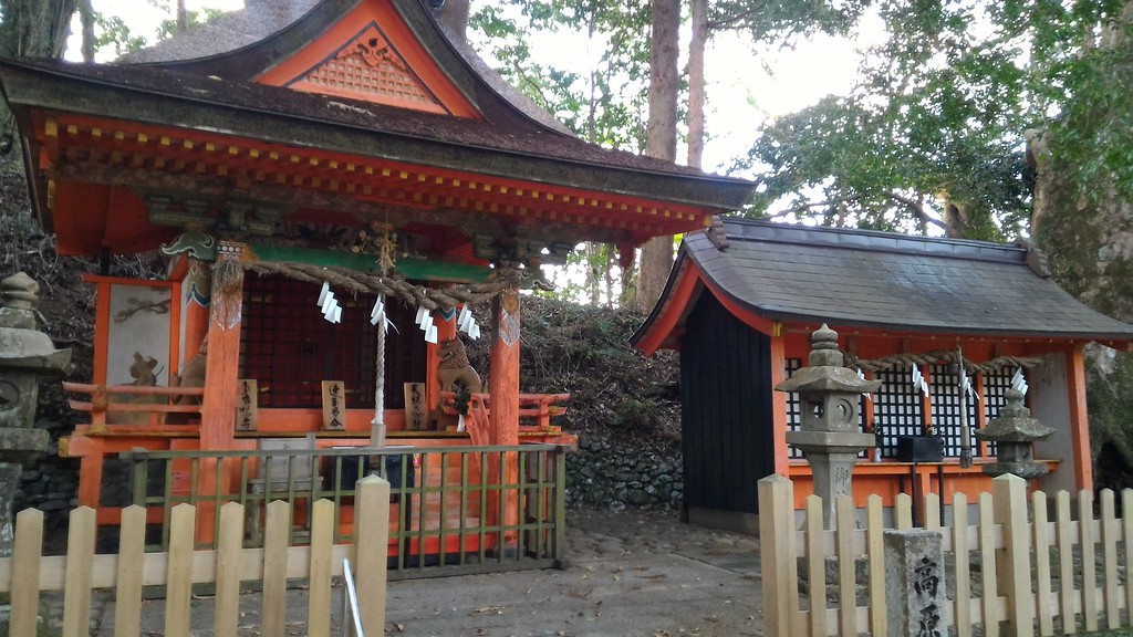 Takahara Kumano-jinja Shrine