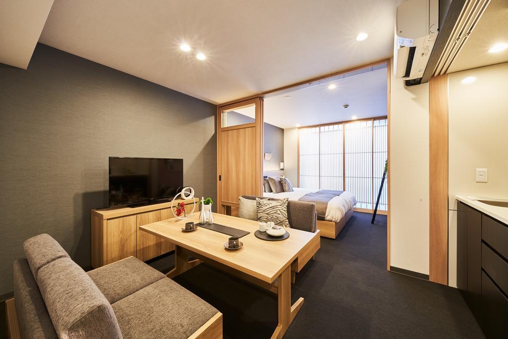Mimaru guest room