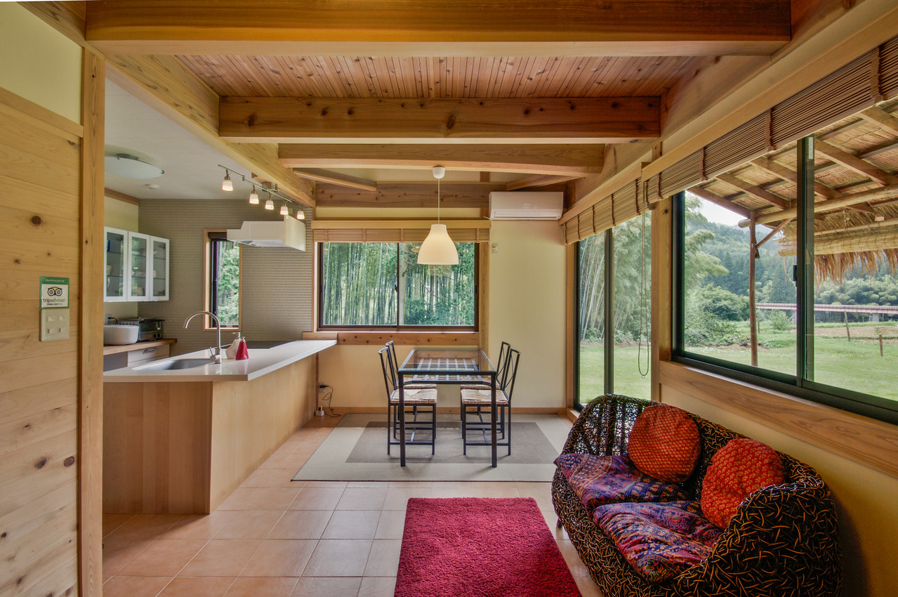 Kaya Villa interior