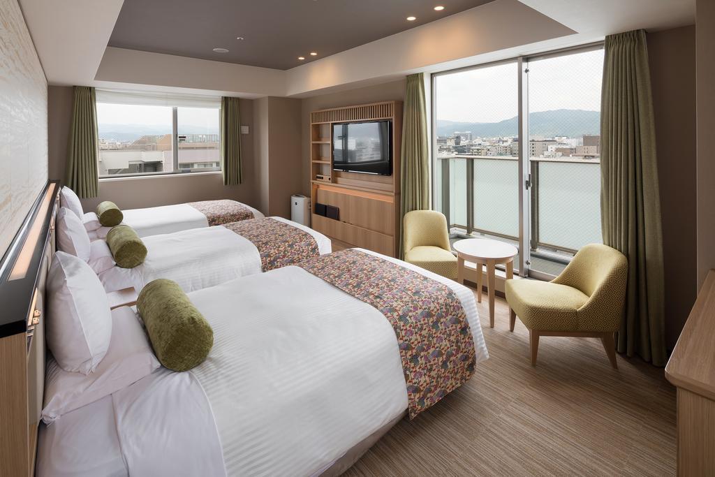 Hotel Mystays Kyoto Shijo guest room
