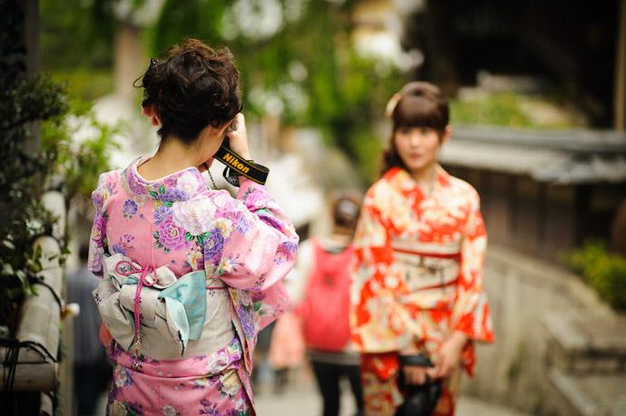 Eastern Kyoto image copyright Jeffrey Friedl