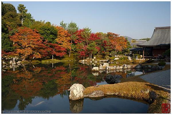 Tenryuji Temple, Ukyo-ku, Kyoto, Japan | James Photography