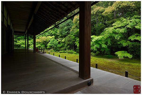 Nanzen-in Subtemple at Nanzen-ji Temple: copyright Damien Douxchamps