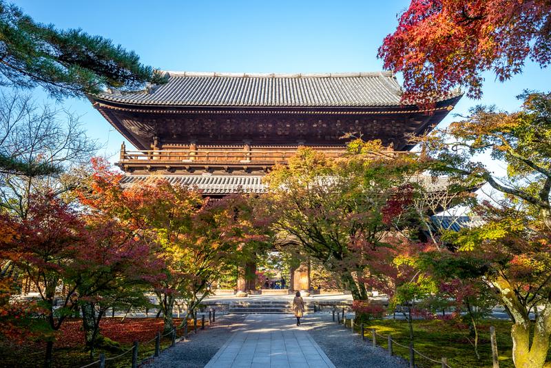 Nanzen-ji Temple. Editorial credit: Richie Chan / Shutterstock.com