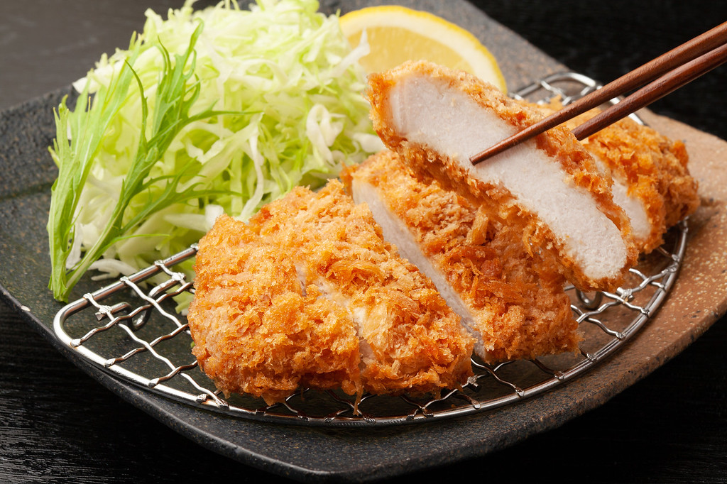 Tonkatsu in Kyoto. Editorial credit: sasaken / Shutterstock.com
