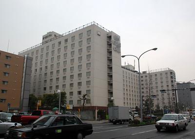 New Miyako Hotel, Kyoto