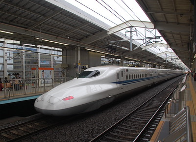 Kyoto Station and Tower 2008