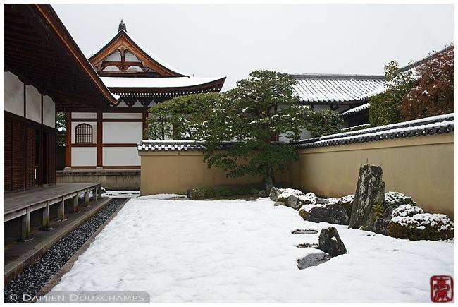 Ryogen-in at Daitoku-ji Temple : copyright Damien Douxchamps