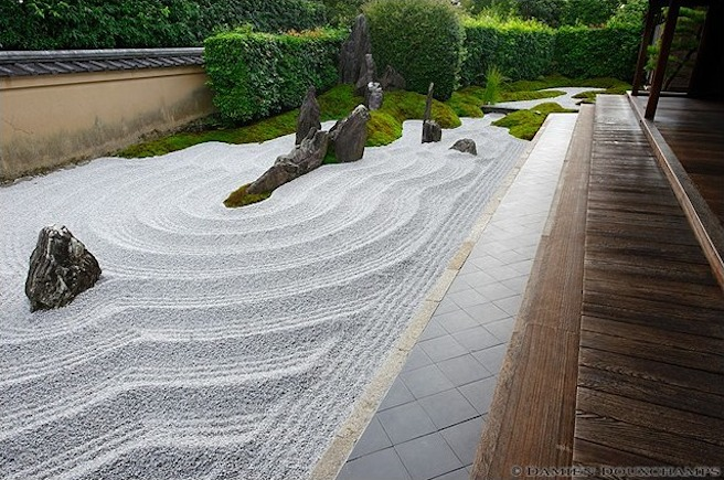 Daitoku-ji Temple, Kyoto : copyright Damien Douxchamps