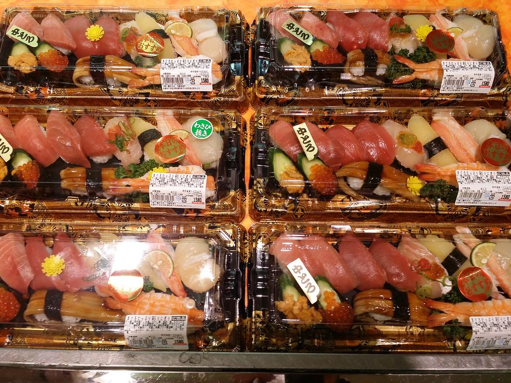 Travelt Sushi