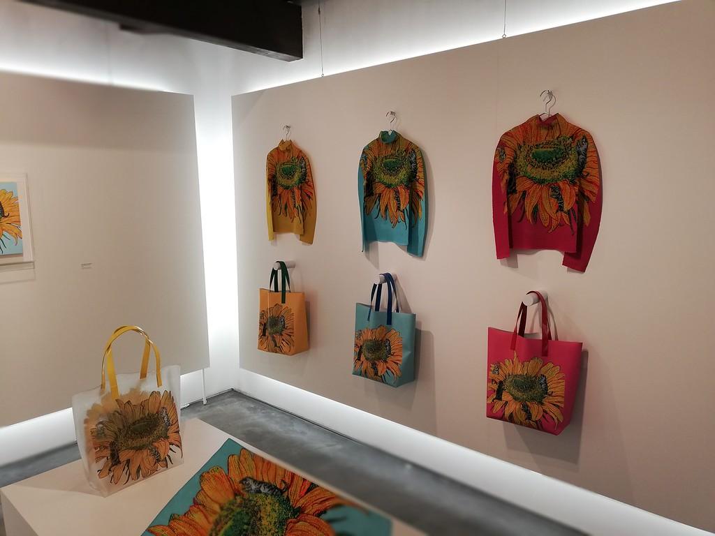 Issey Miyake gallery